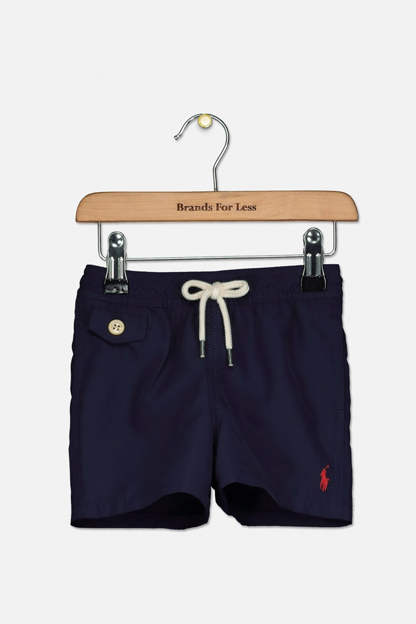 Baby Boys' Traveler Swim Trunks, Navy