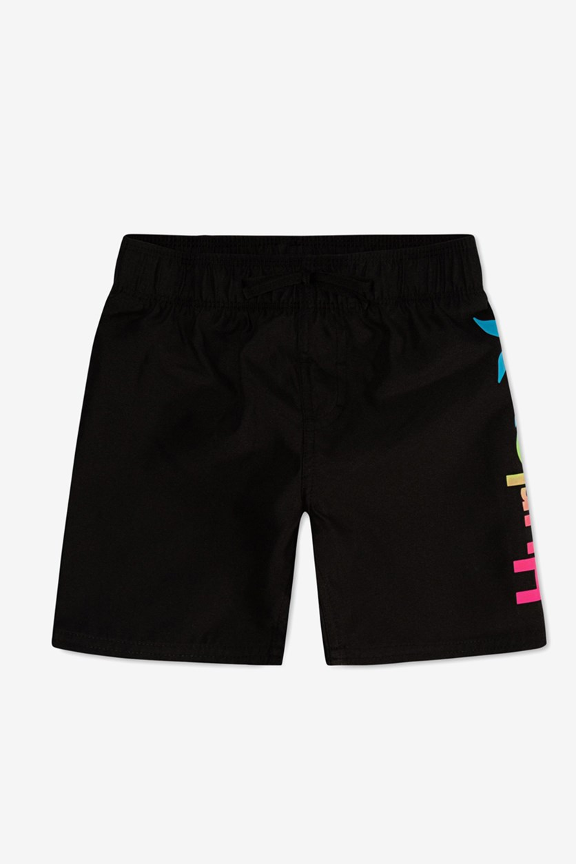 Big Boys One And Only Swim Trunks, Black