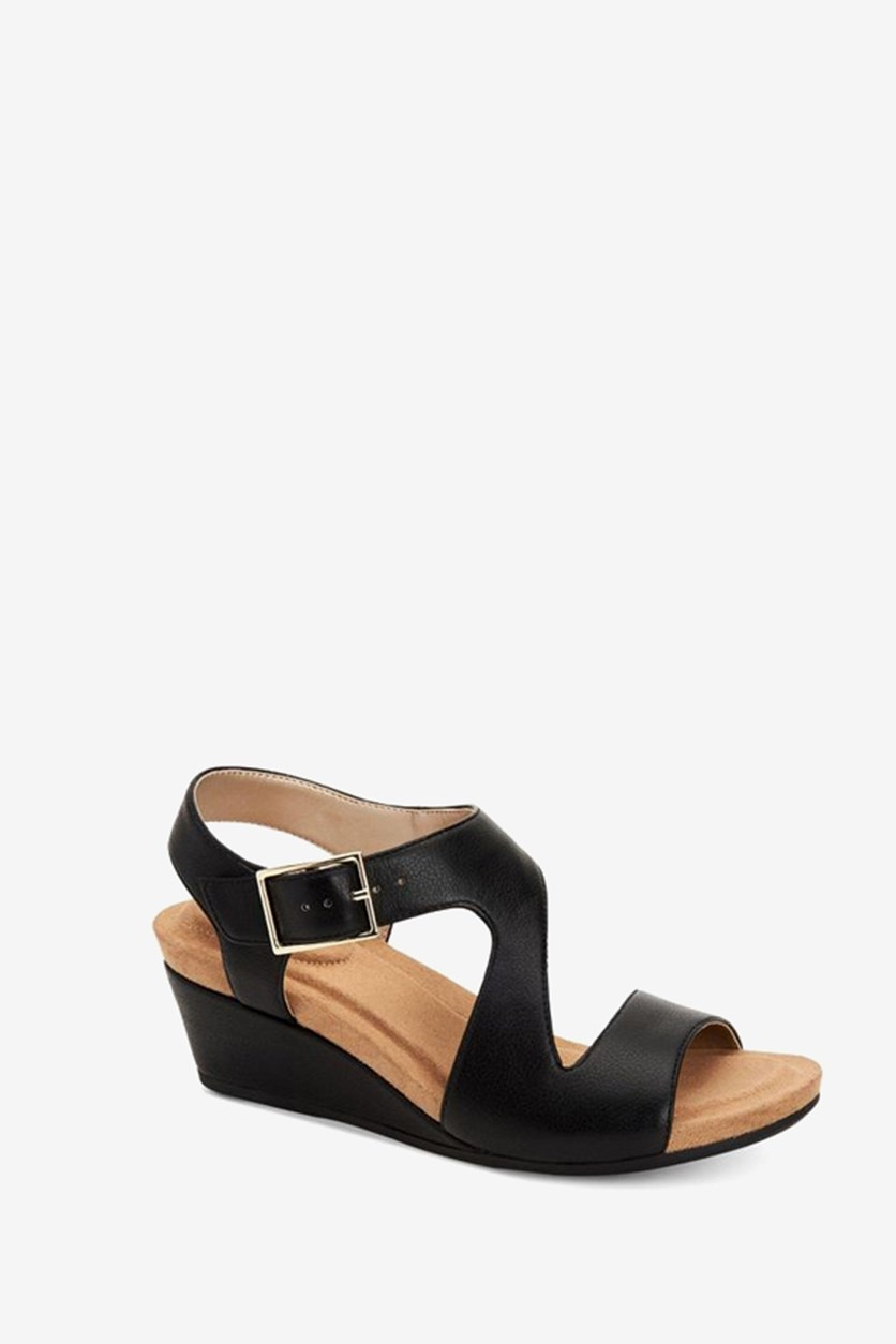 Women's Belina Wedge, Black