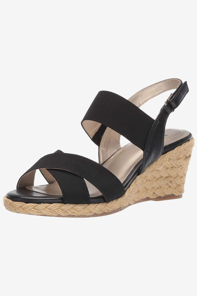 Women's Hearsay Strappy Sandals, Black