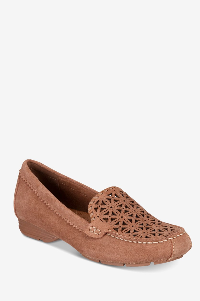 Women's Loafers, Olanna Camel