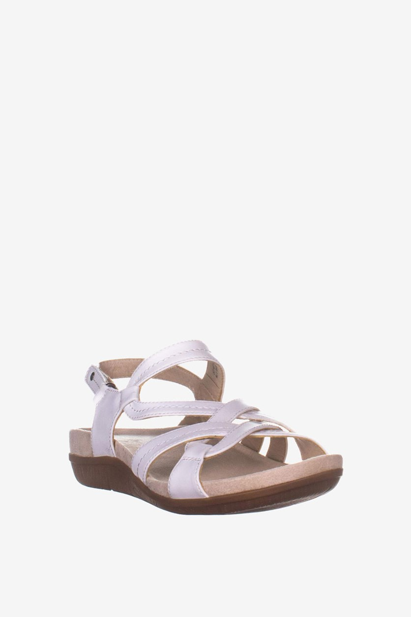 Women's Jordyn Strappy Sandal, White