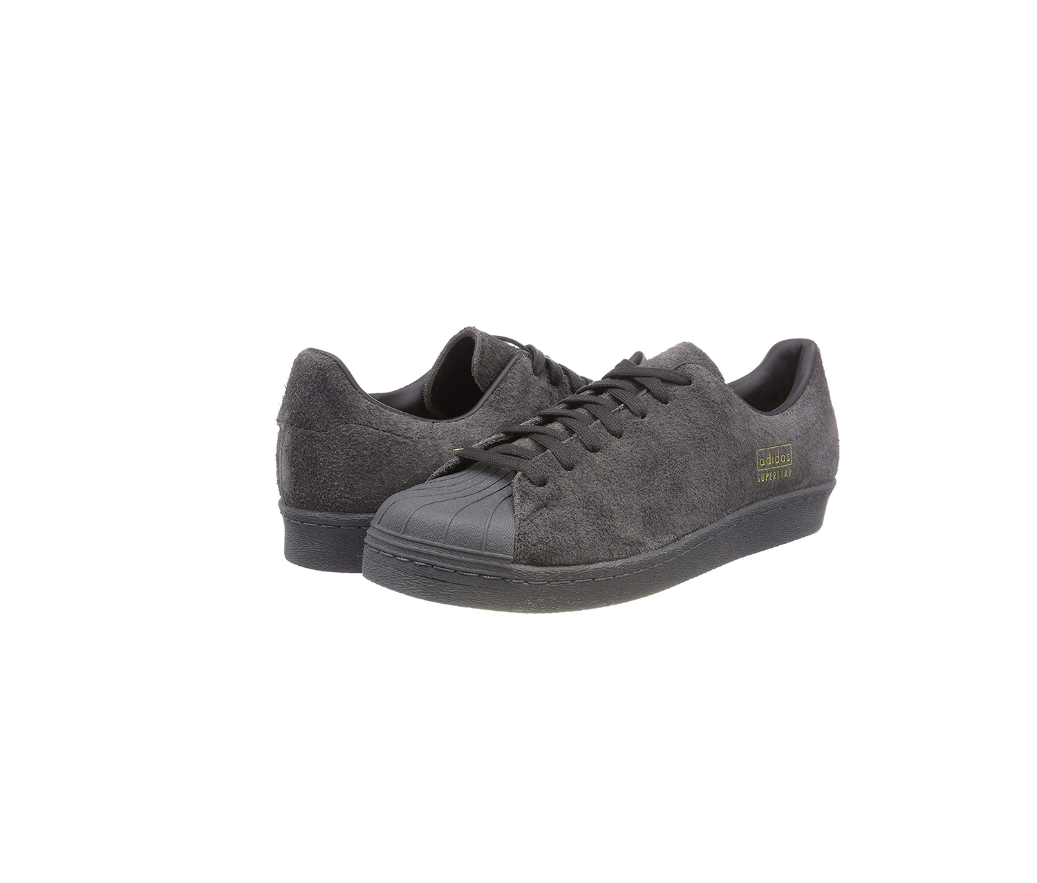 Men's Superstar Sneakers, Gray