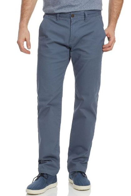 Chino Relaxed Fit Pants, Deep Ocean