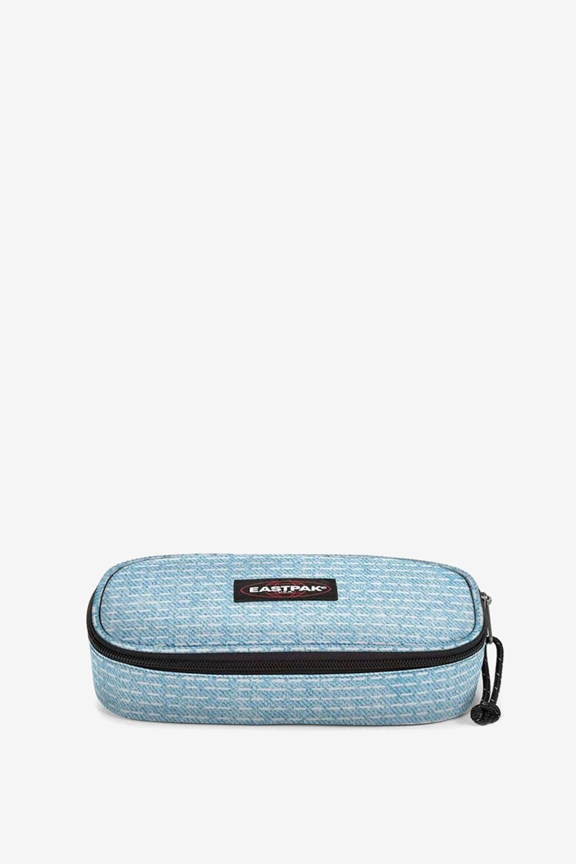 Oval Pencil Case, Stitch Line