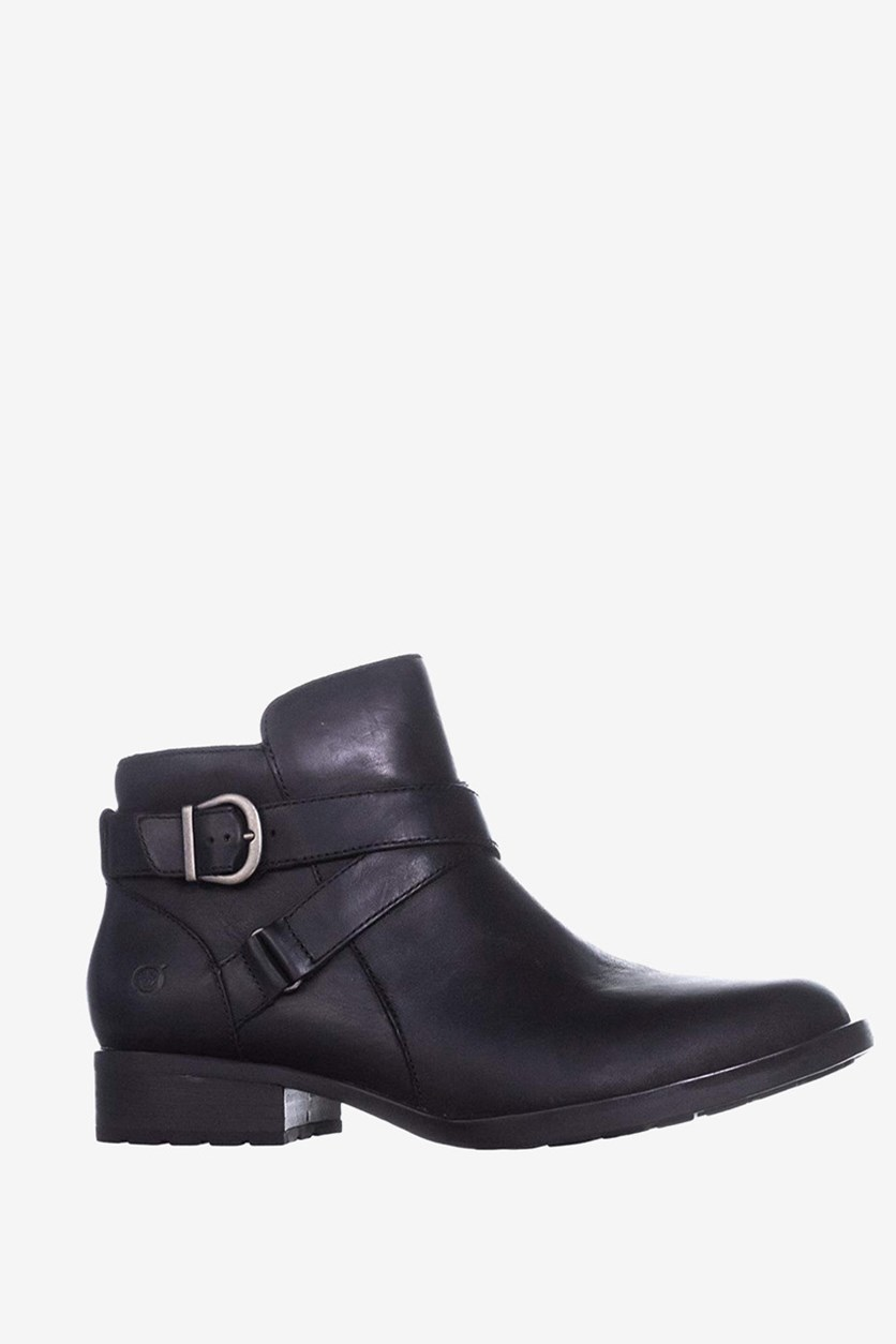 Womens Chaval Booties, Black