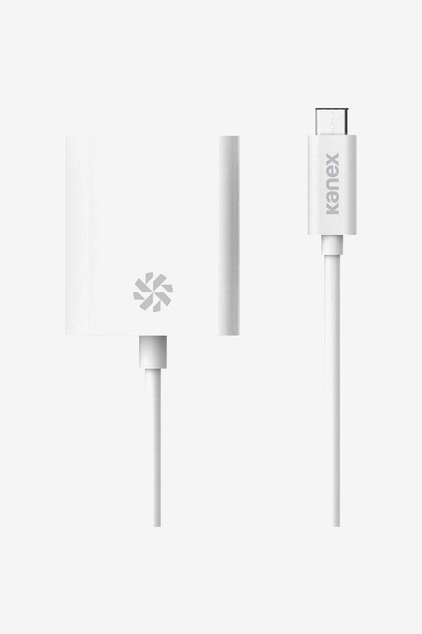USB C to VGA Adapter 8.25 Inches (21 cm), White
