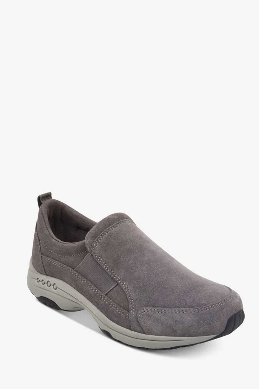 Trippe Slip-On Sneakers Women's Shoes, Medium Grey
