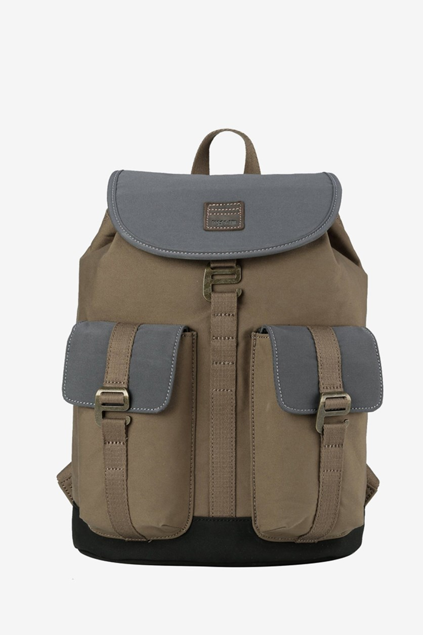 Men's Heritage Light Weight Laptop Backpack, Khaki