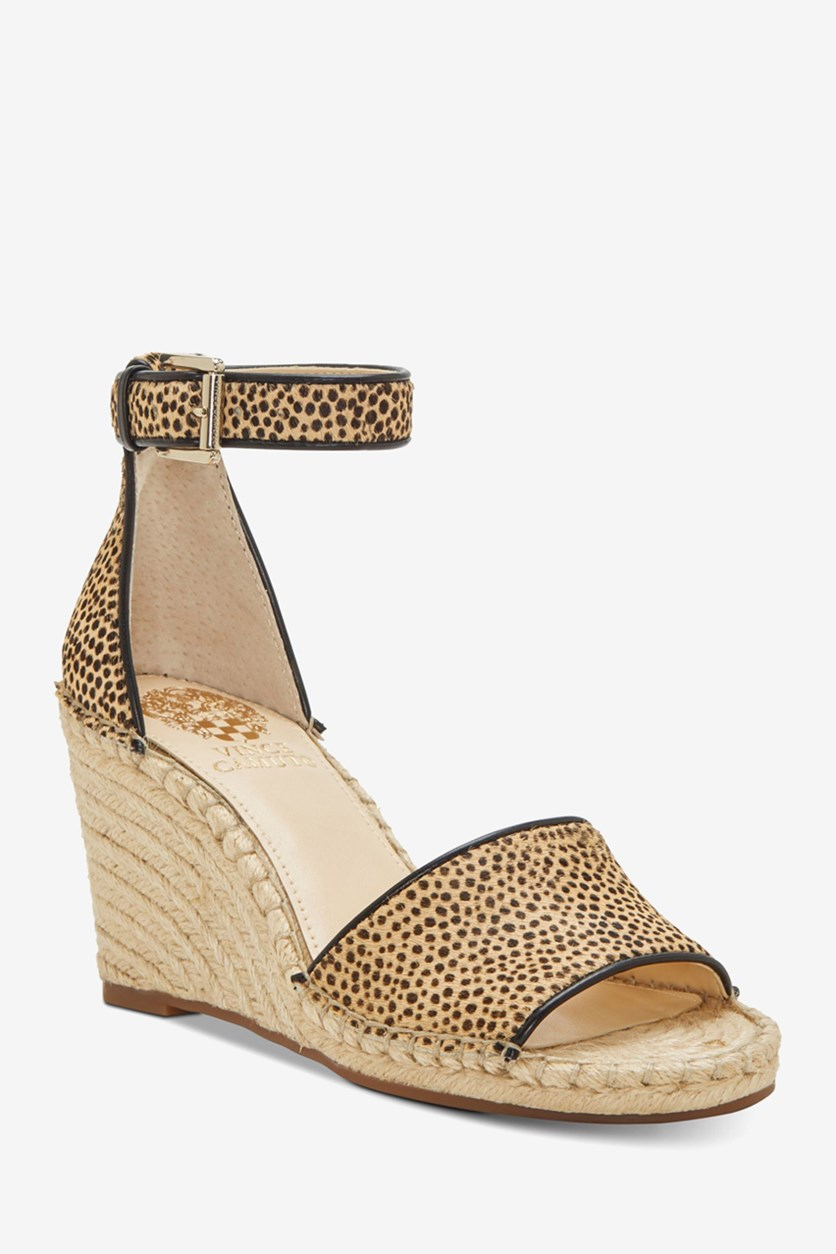 Women's Leera Espadrille Wedge Sandals, Natural