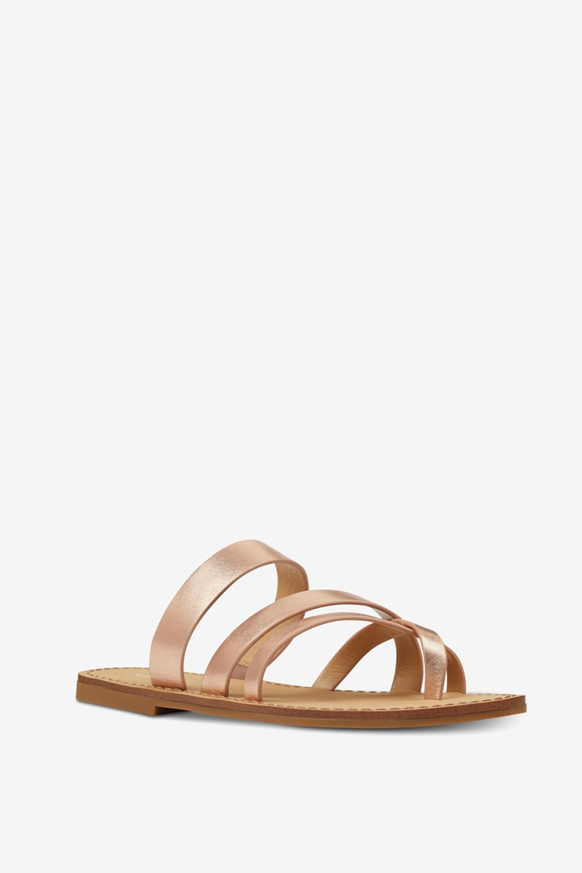Women's Claire Toe-Thong Sandals, Light Pink