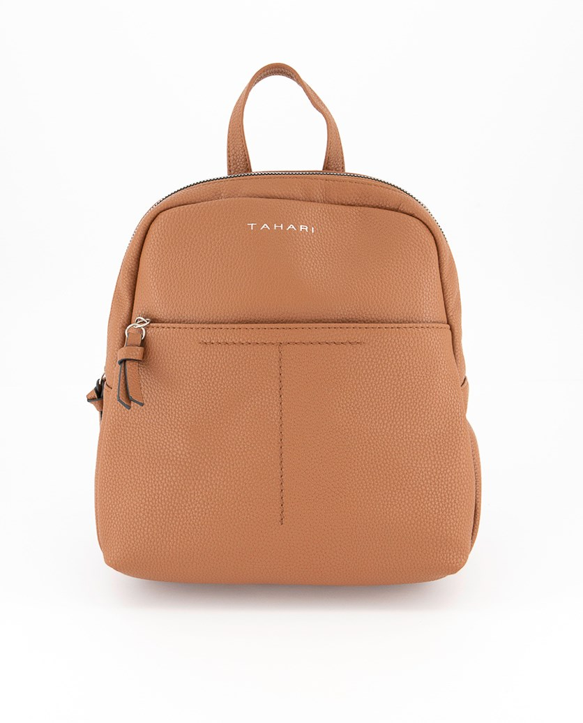 Women's Kim Possible Backpack, Cognac