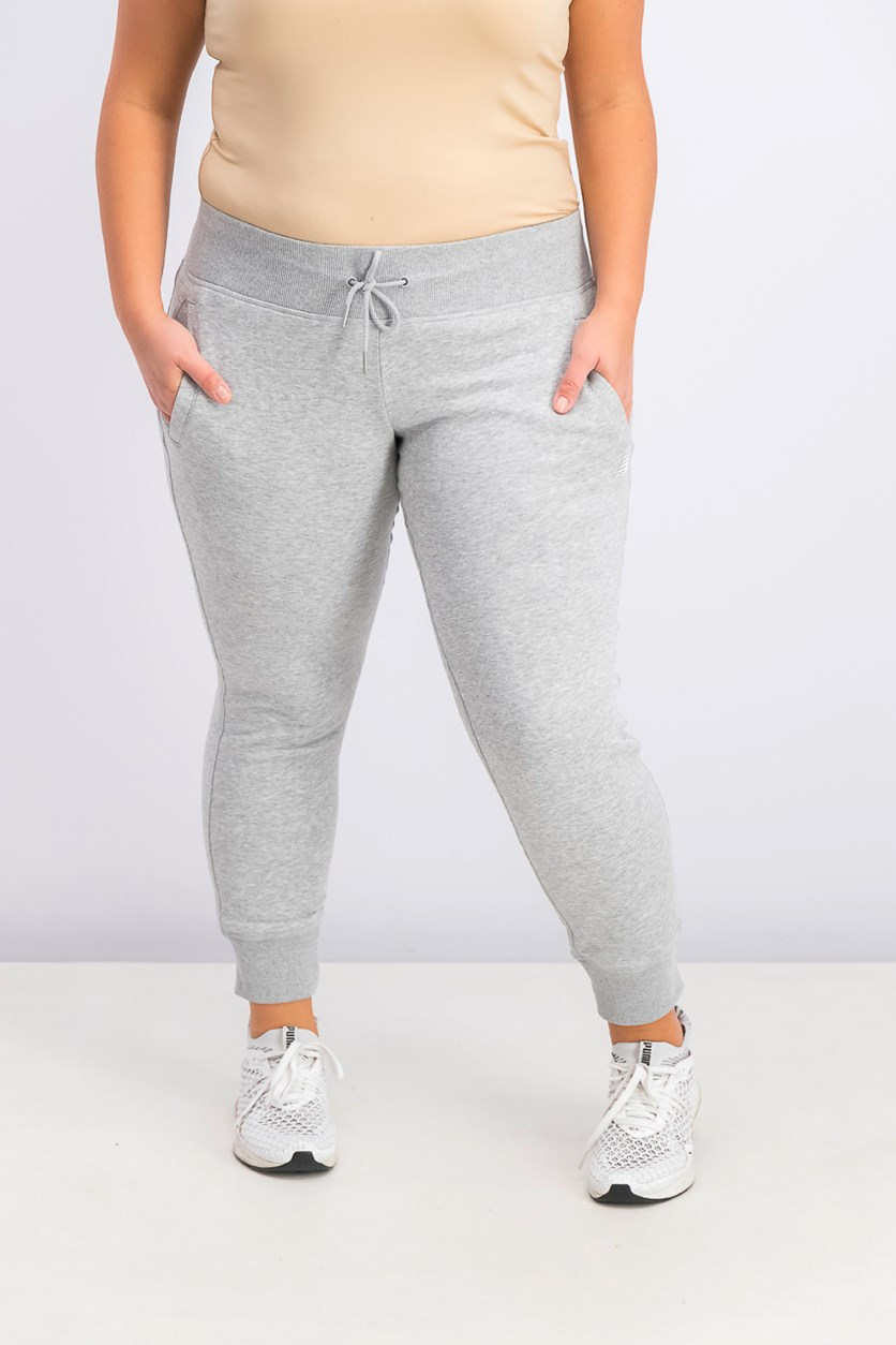 Women's Essential Sweat Pants, Grey