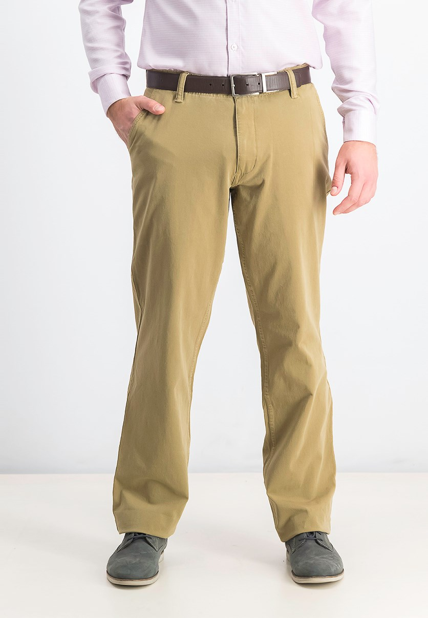 Men's Downtime Khaki Pants, Khaki