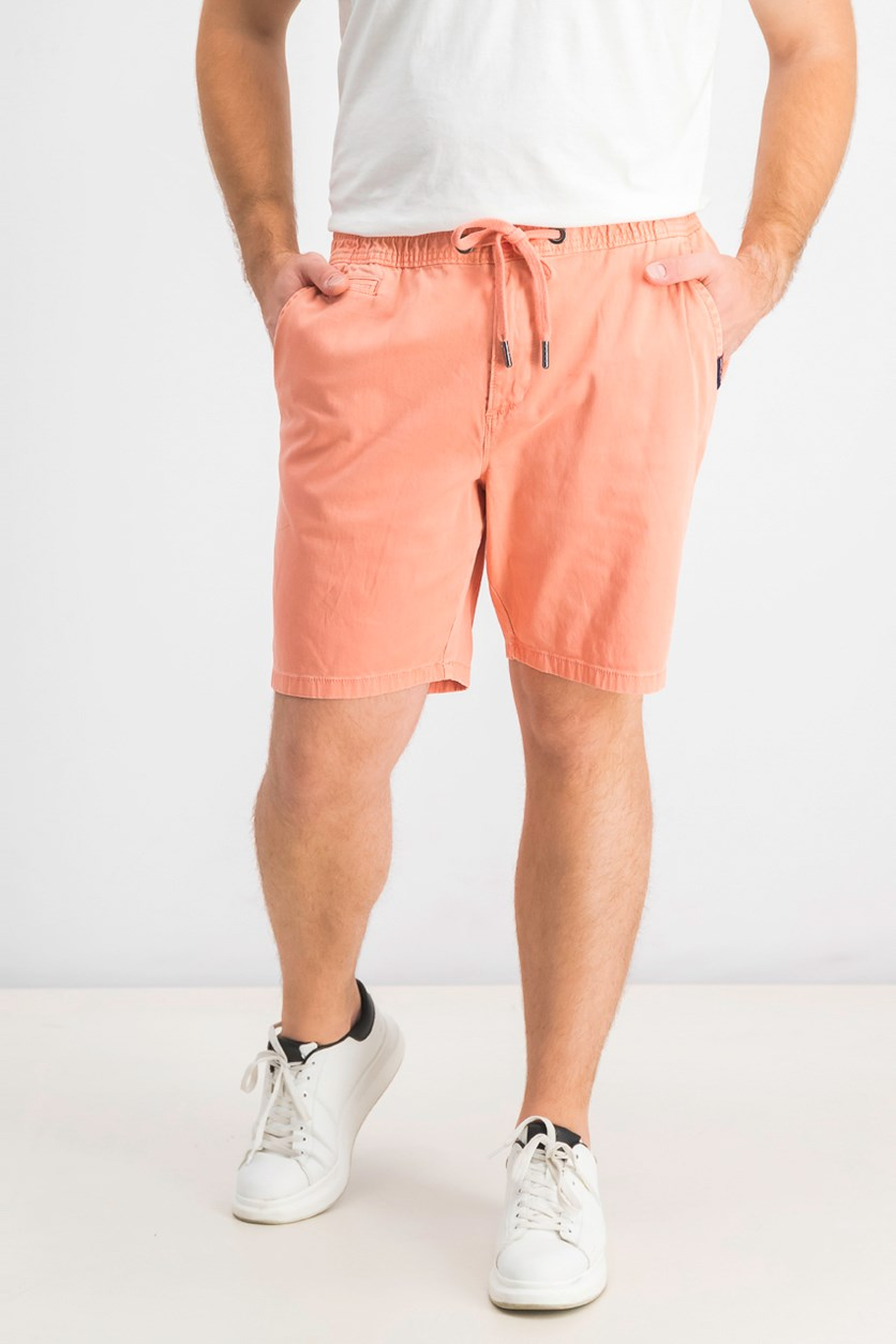 Men's Sunscorched Shorts, Pale Coral