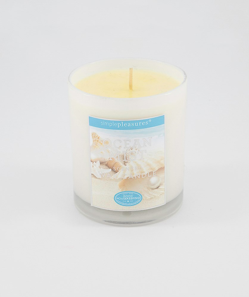 Scented Candle, White