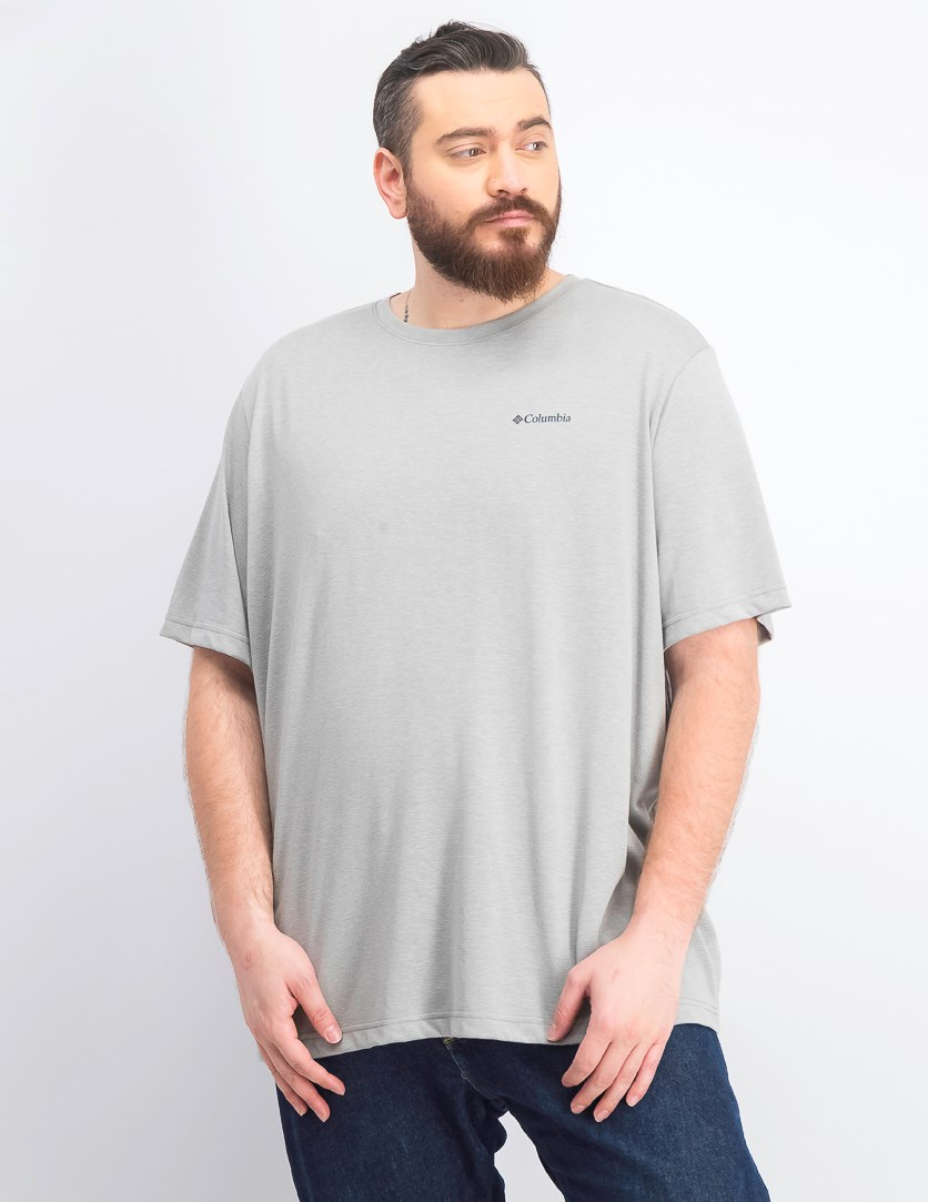 Men's Thistletown Ridge T-shirt, Grey