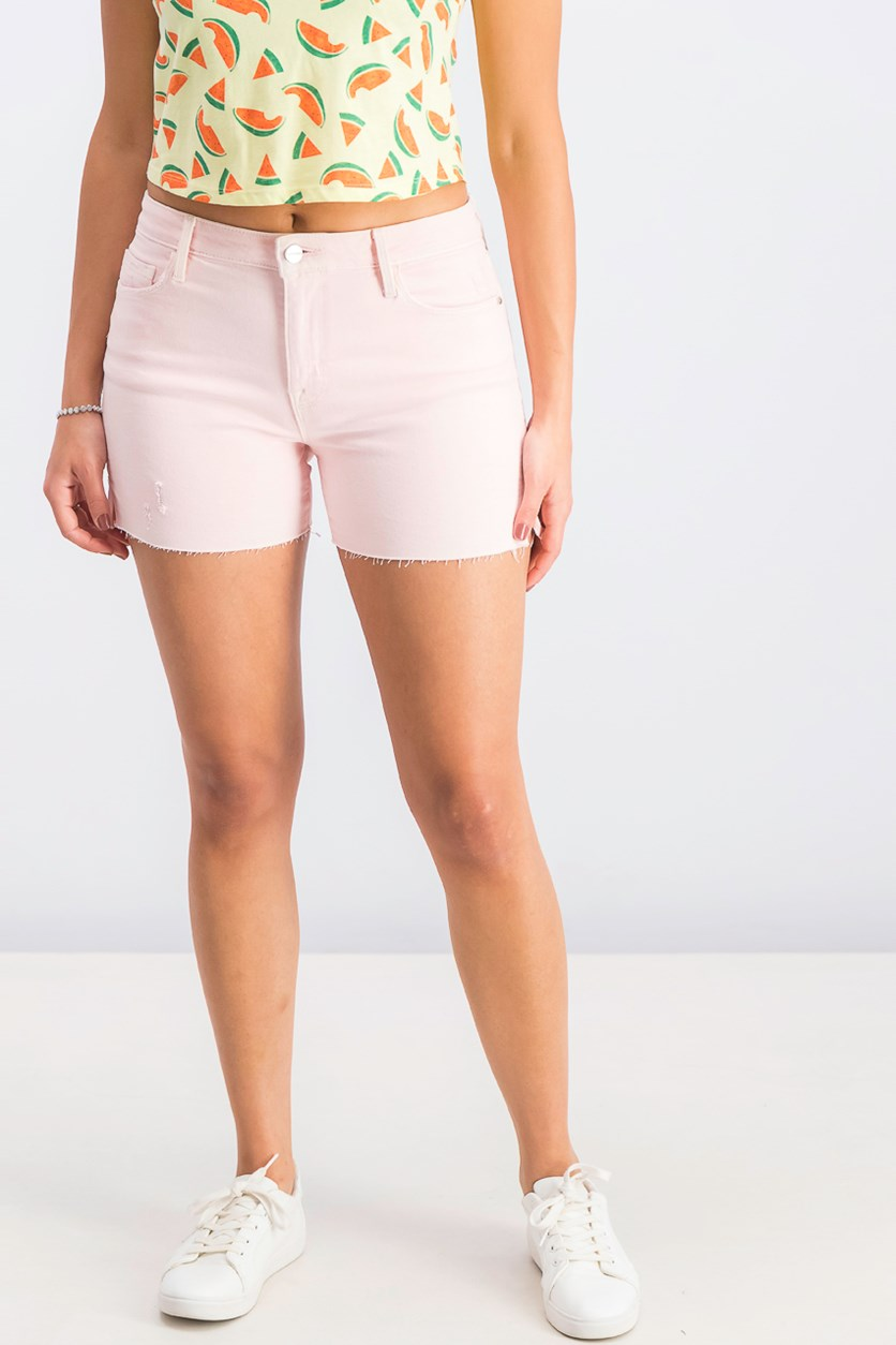 Women's Pull On Short, Pink