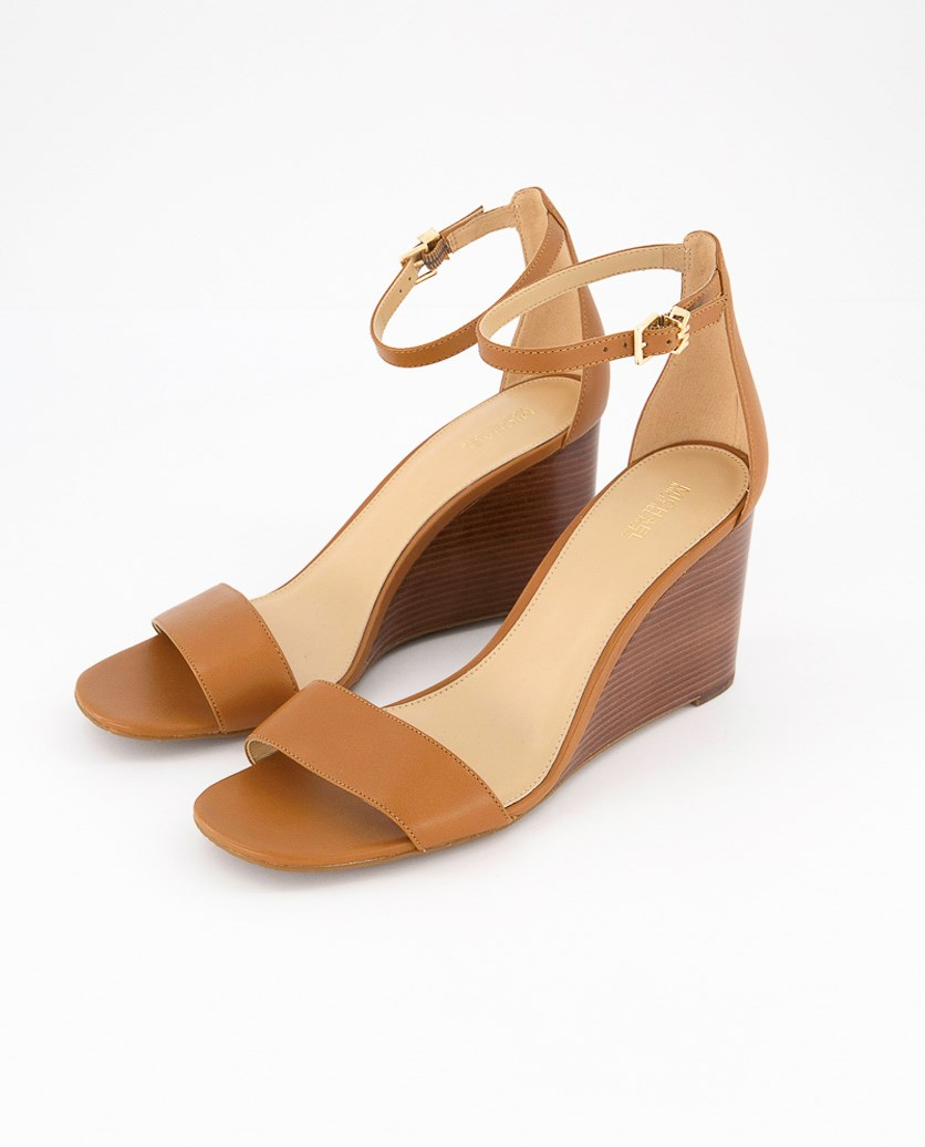 Women's Fiona Ankle Strap Wedge, Acorn