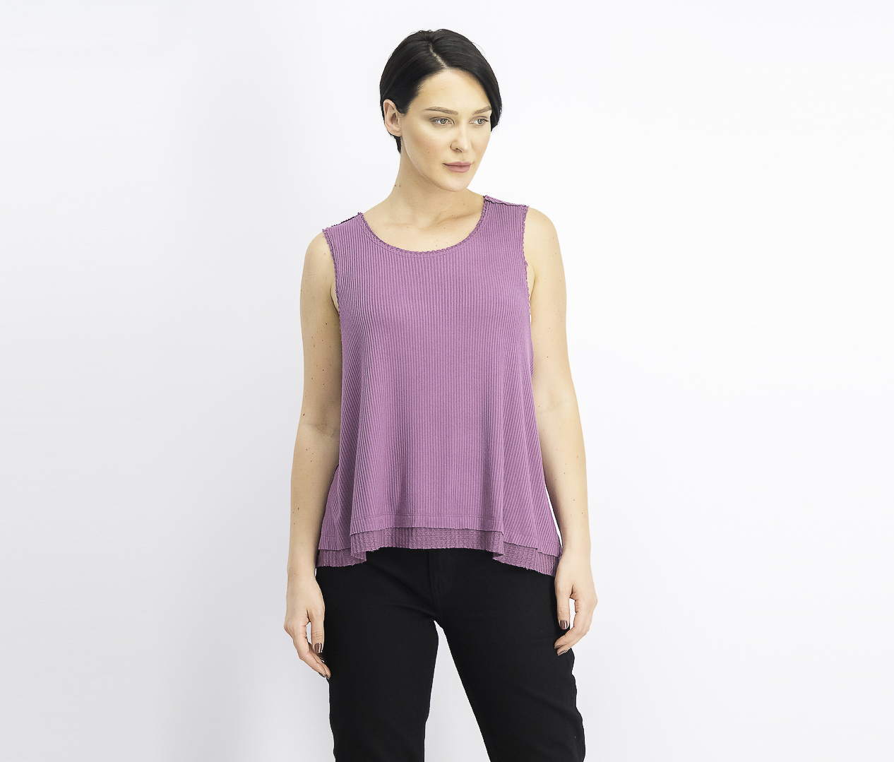 Women's New Love Tank, Plum Blossom