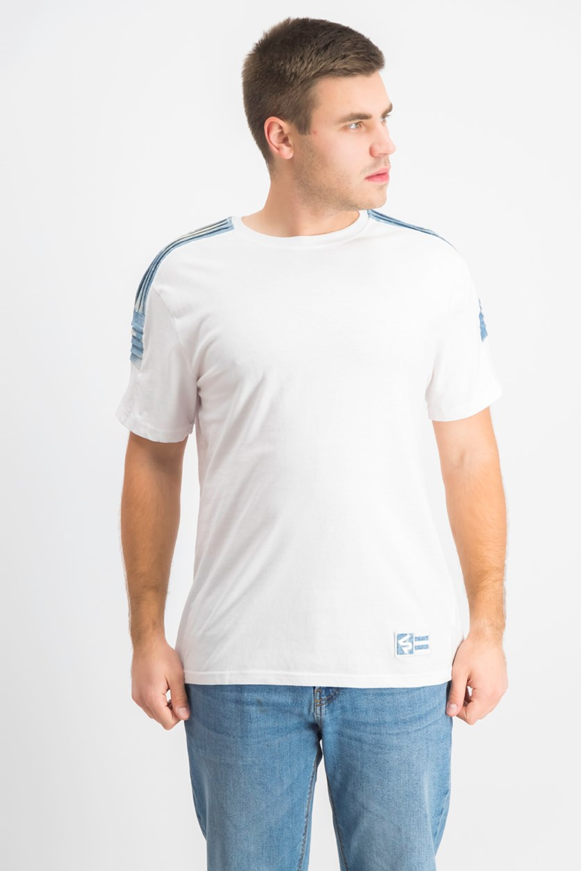 Men's Short Sleeve T-Shirt, White
