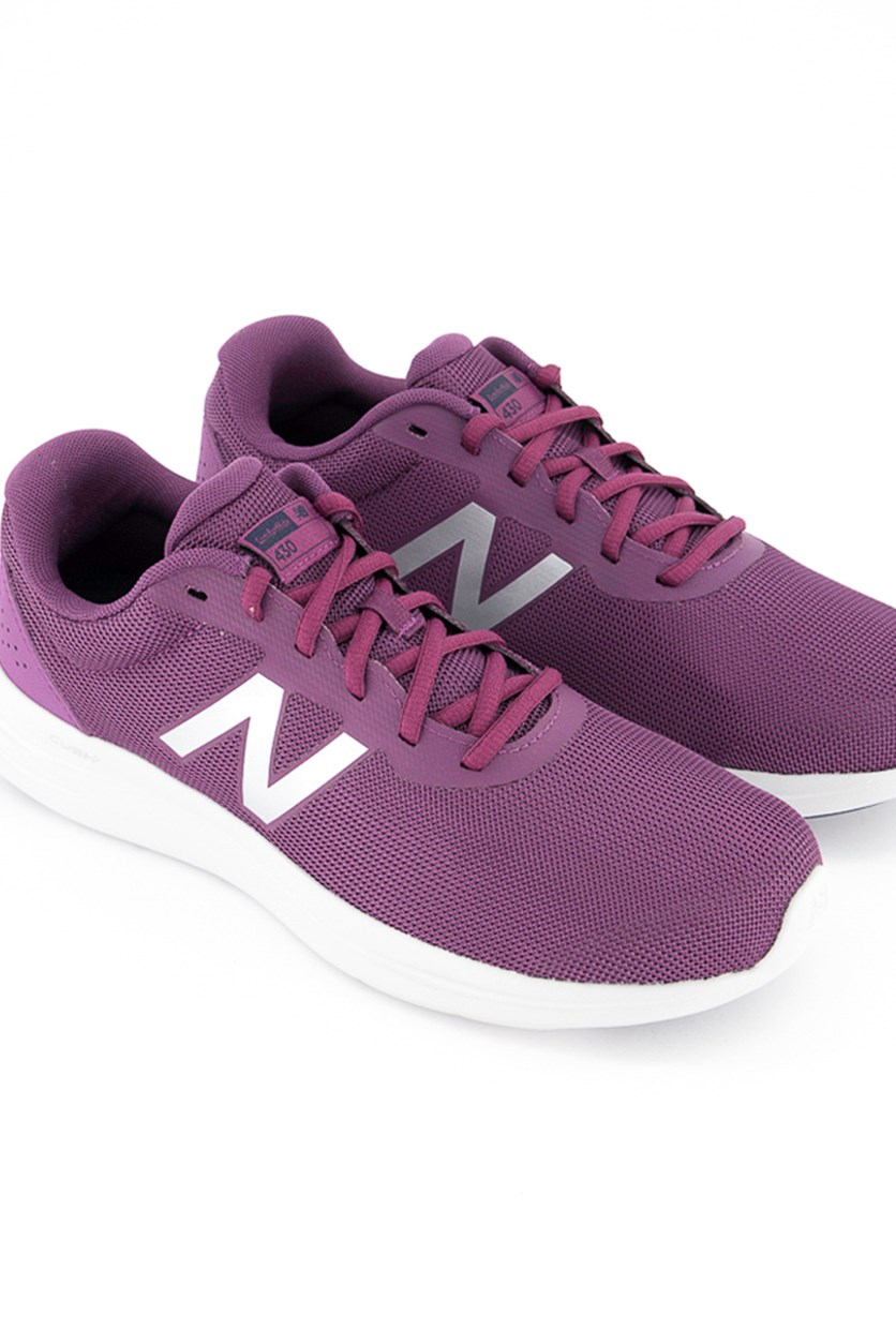 Women's Athletic Shoes, Purple