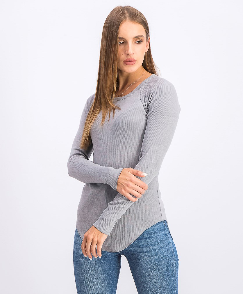 Women's Crisscross Back Pullover Tops, Nickel