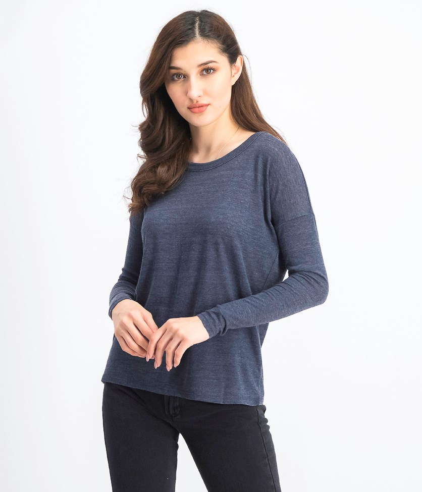 Women's Long Sleeve Top, Avalon