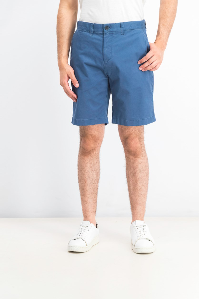 Men's 9' Seam Casual Walking Shorts, Fall Bayhead Blue