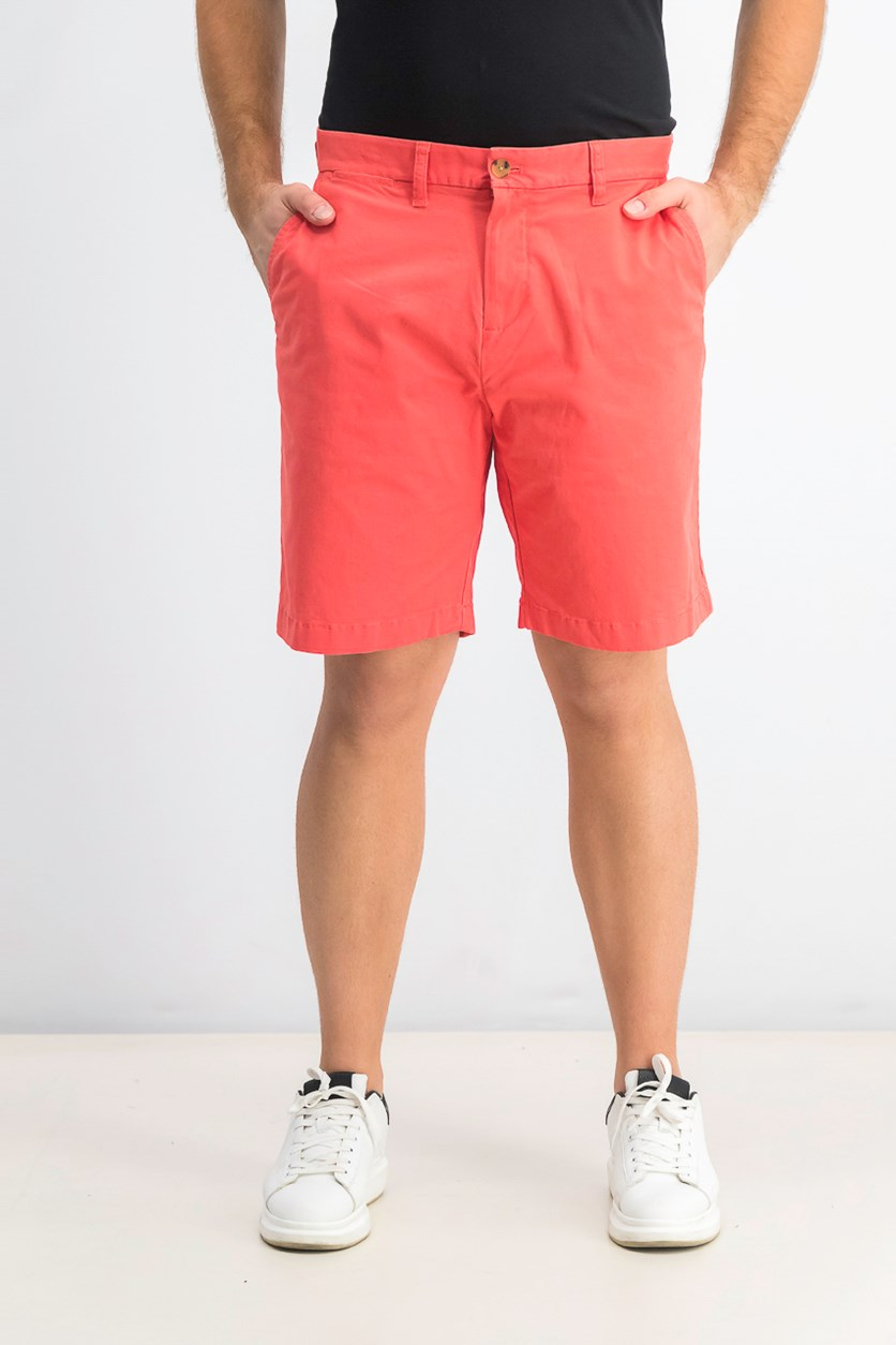 Men's Th Flex Stretch 9 Shorts, Spring Red