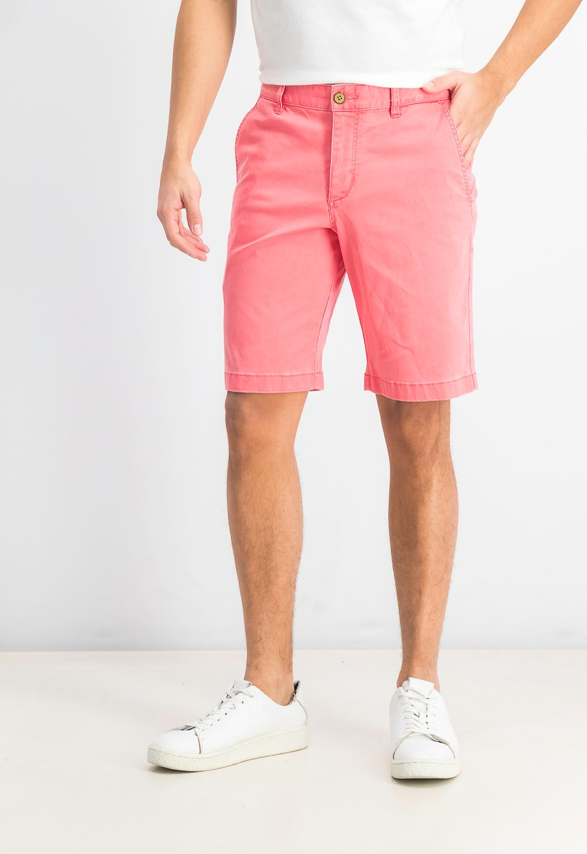 Men's Boracay Stretch Shorts, Acapulco Coral