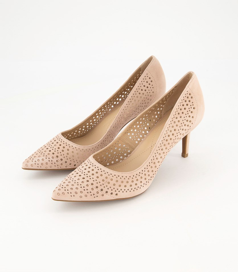 Women's Jeules Pointed Toe, Blush Perf