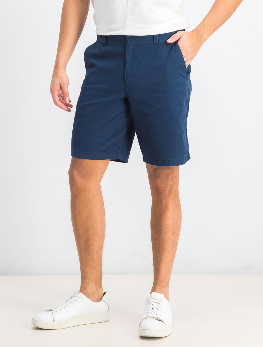 Men's Classic-Fit Performance Stretch Twill 9