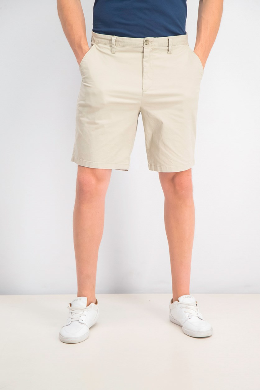 Men's Chino Shorts, Plaza Taupe
