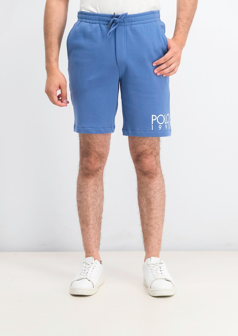 Men's Magic Fleece Shorts, Blue