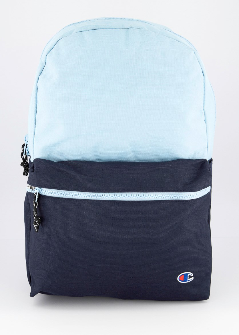 Unisex Forever Champ Ascend Backpack, Navy/Light Blue