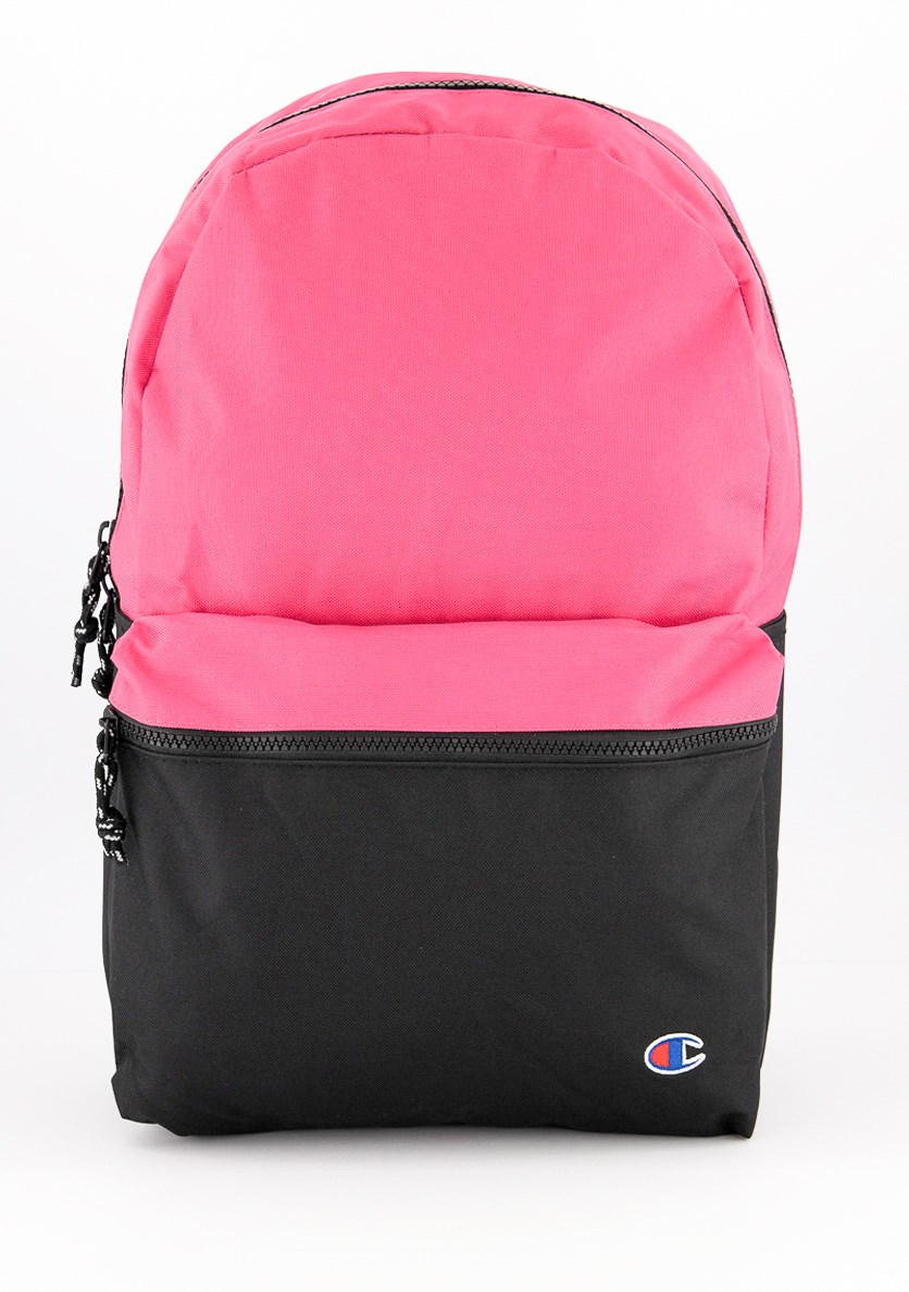 Men's Forever Champ Ascend Backpack, Pink/Black
