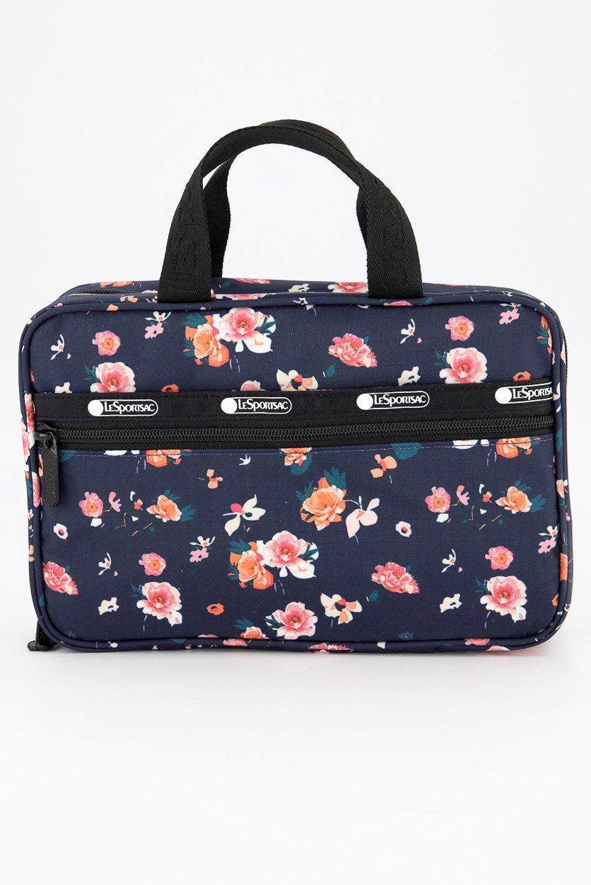 Candace Cosmetic Carrier, Spring Bloom