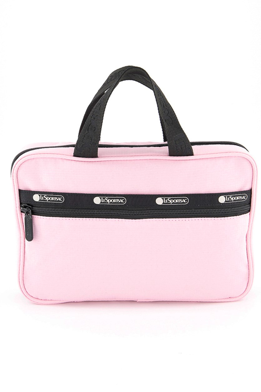Women's Large Cosmetic Carrier, Rose