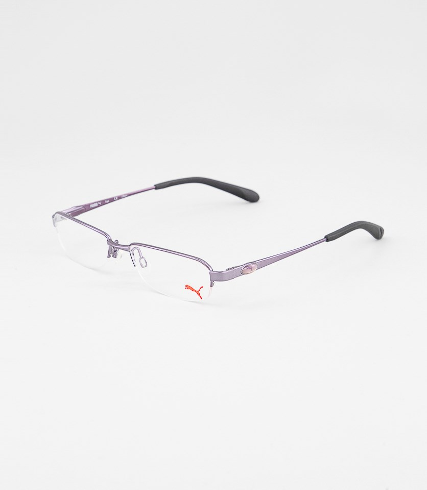 Girl's Frame Eyeglasses, Purple