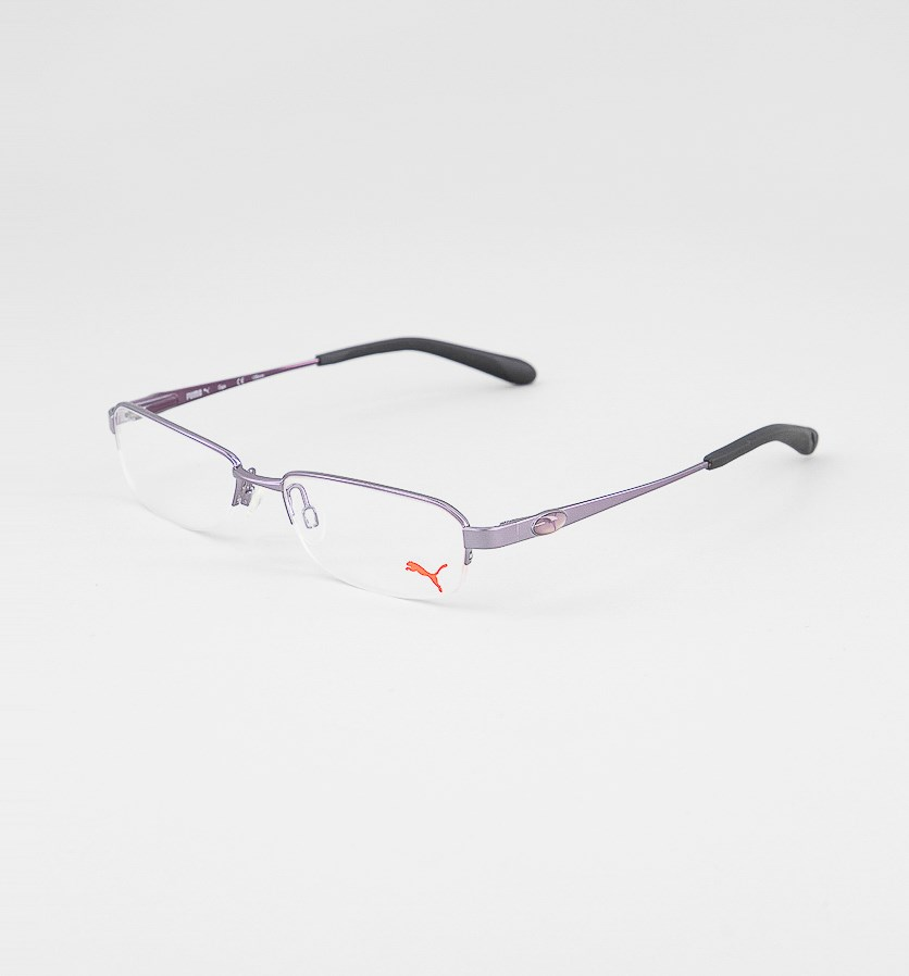 Women's Frame Eyeglasses, Purple