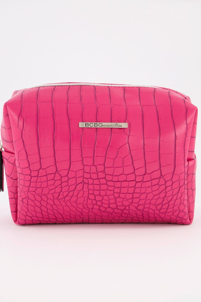 Olivia Rectangle Pouch, Pink