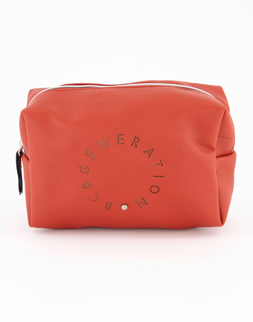 Women's Zoey Rectangle Pouch, Red
