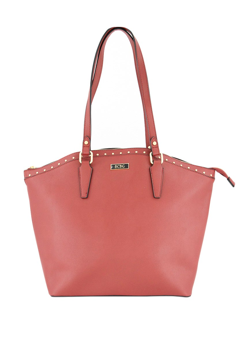 Women's Stella Tote Bag, Ruby