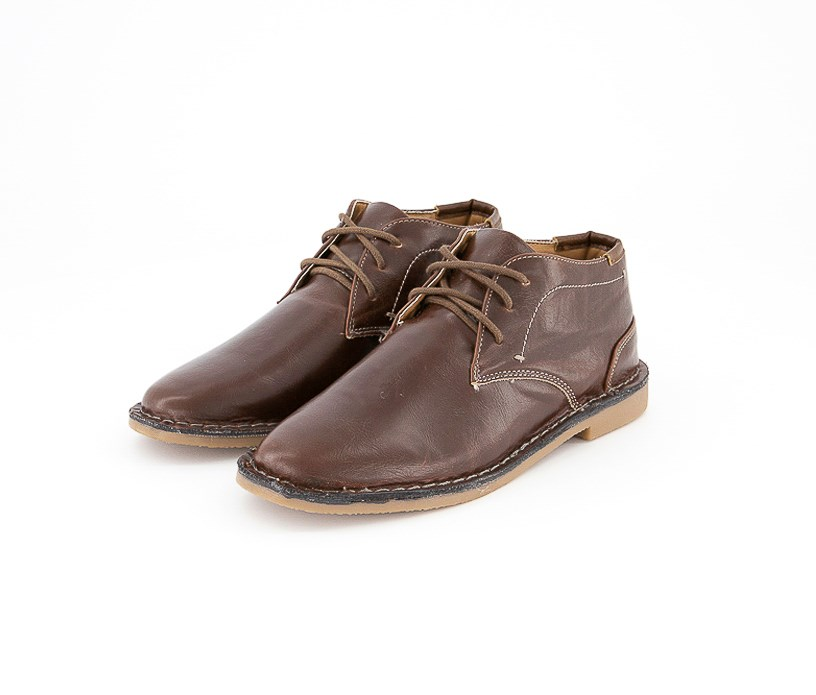 Big Boys Real Deal Boots, Brown