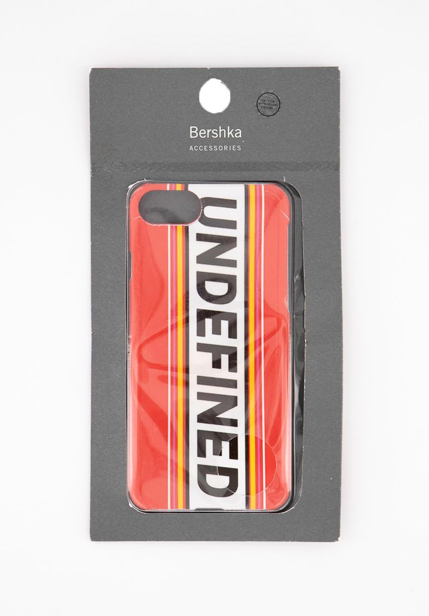 Compatible Iphone Case, Red