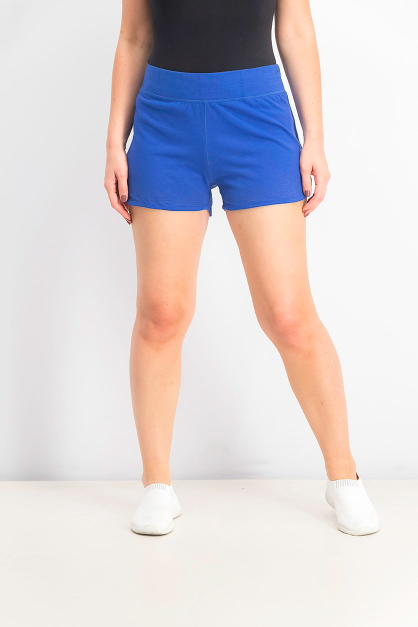 Women's Drawstring Short, Blue
