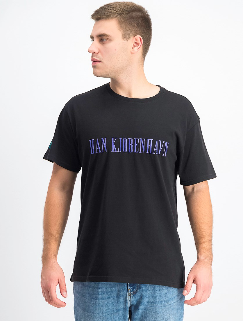 Men's Han Tee, Black