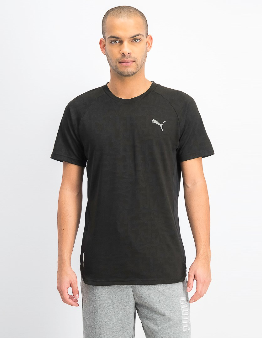 Men's Power Vent Tee, Black