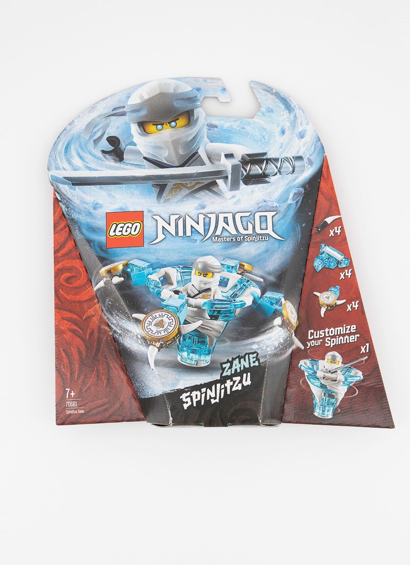 Ninjago Spinjitzu Zane Building Kit, Blue
